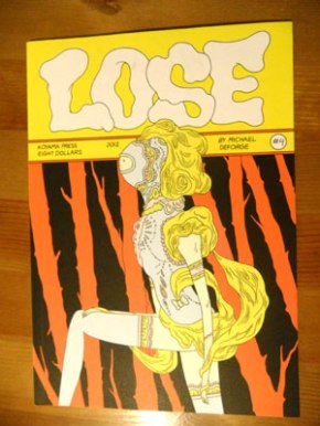 Review: LOSE #4
