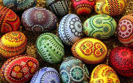 czech eggs