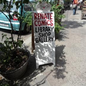 Kawai's Guide to comics shopping in Berlin part one: RenateComics