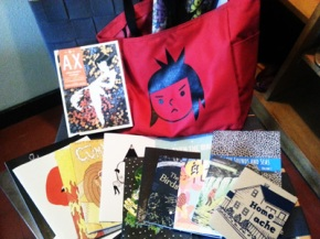 TCAF14 recaps, tips and a slice of haul