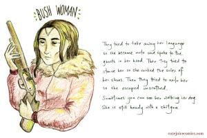 Bush-Woman