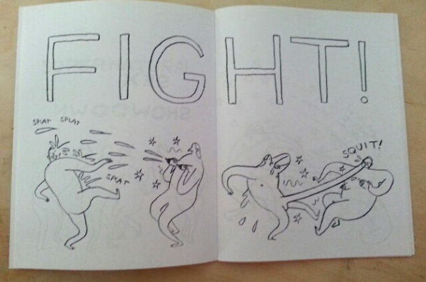 tcaf15fight