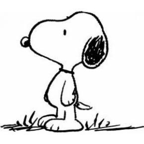 On Peanuts, illness and sayinggoodbye