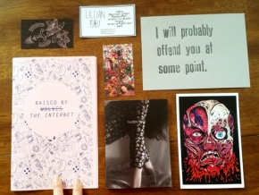 Zine Dream 9 postmortem