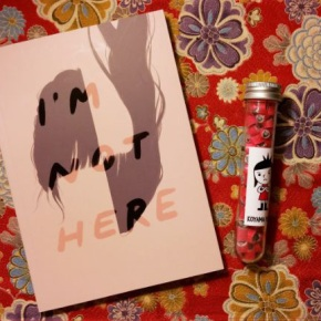 Koyama Press book launches + analysis: I'm NotHere
