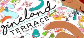 TCAF Zineland Terrace2018