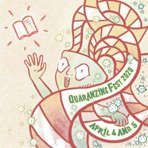 #quaranzinefest